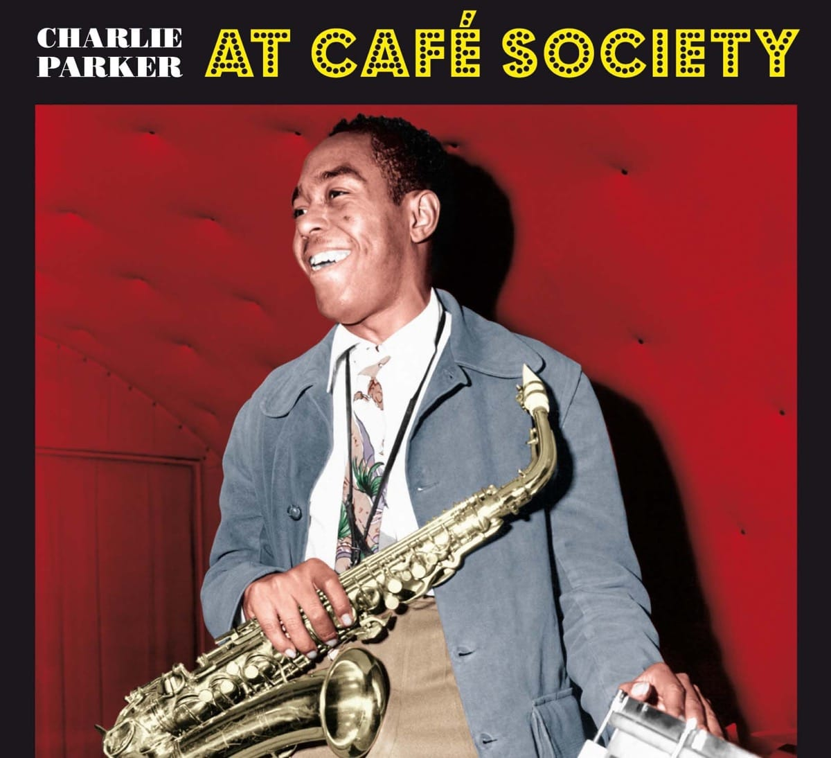 Review of Charlie Parker: At Café Society