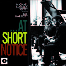 Review of Michael Garrick Septet ft. Joe Harriott: …At Short Notice