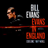 Review of Bill Evans: Evans In England