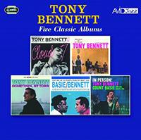 Review of Tony Bennett: Five Classic Albums