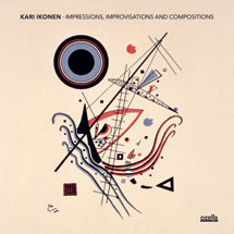 Review of Kari Ikonen: Impressions, Improvisations and Compositions