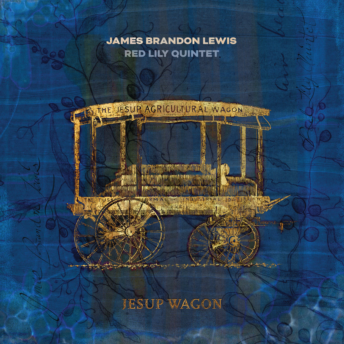 Review of James Brandon Lewis: Jesup Wagon