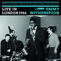 Review of Jimmy Witherspoon: Live in London 1966
