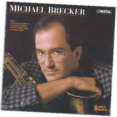 Review of Michael Brecker