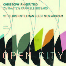 Review of Christoph Irniger Trio: Open City