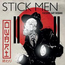 Review of Stickmen ft Gary Husband: Owari