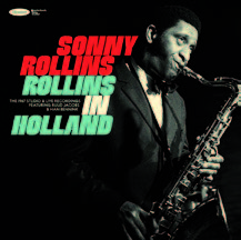 Review of Sonny Rollins: Rollins In Holland