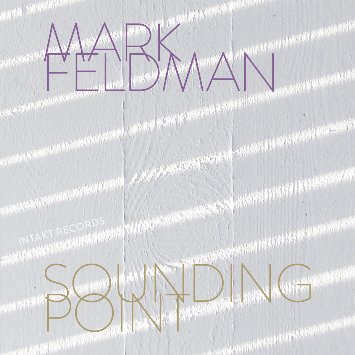 Review of Mark Feldman: Sounding Point