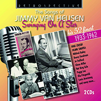 Review of Various Artists: Swinging On A Star: The Songs of Jimmy Van Heusen