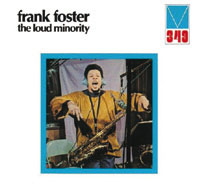Review of Frank Foster: The Loud Minority