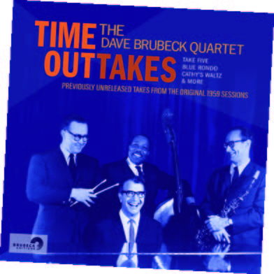 Review of Dave Brubeck Quartet: Time OutTakes: Previously Unreleased Takes from the Original 1959 Sessions