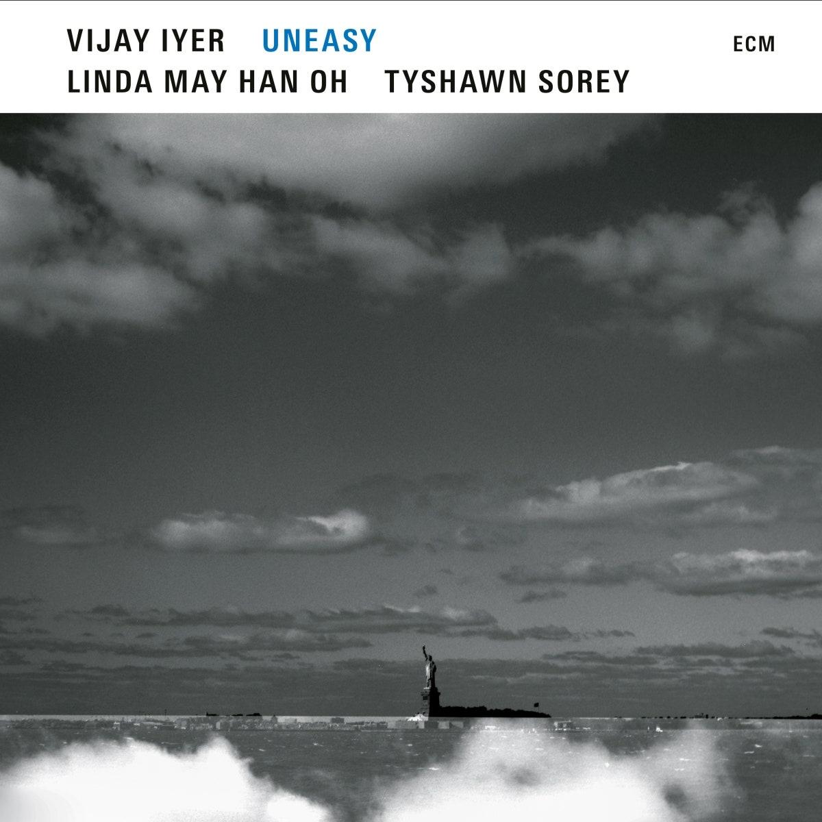 Review of Vijay Iyer Trio: Uneasy
