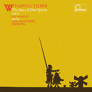 Review of Kenny Wheeler/John Dankworth Orchestra: Windmill Tilter (The Story Of Don Quixote)