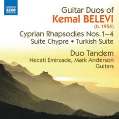 Review of Guitar Duos of Kemal Belevi