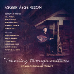 Review of Icelandic Folk Songs Volume 3: Persian Path