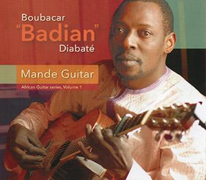 Review of Mande Guitar: African Guitar Series, Vol 1