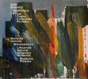 Review of Astor Piazzolla: Aconcagua/Las Cuatro Estaciones Porteñas