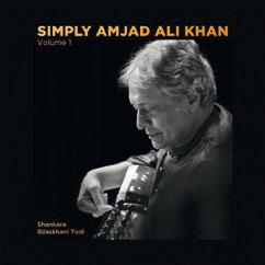 Review of Simply Amjad Ali Khan Vols 1-3